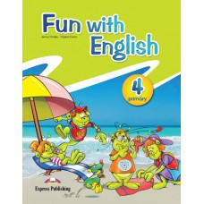 Fun with English 4 Primary Pack with Multi-Rom