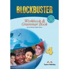 Blockbuster 4 Workbook & Grammar Book