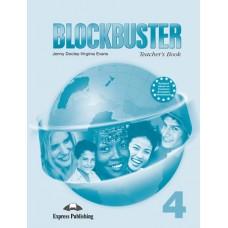 Blockbuster 4 Teacher's Book