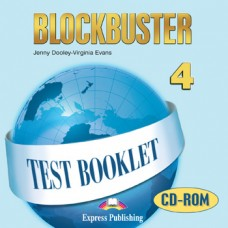 Blockbuster 4 Test Booklet Cd-Rom