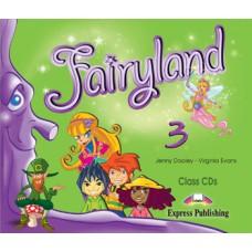 Fairyland 3 Class Cds