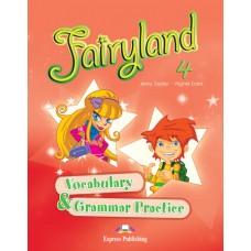 Fairyland 4 Vocabulary & Grammar Practice