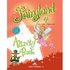 Fairyland 4 Activity Book