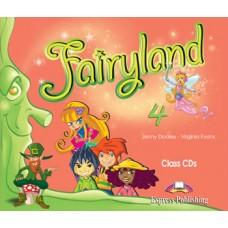 Fairyland 4 Class Cds