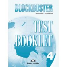 Blockbuster 4 Test Booklet