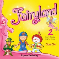 Fairyland 2 Class Audio Cd