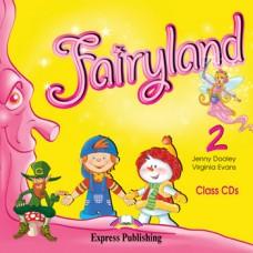 Fairyland 2 Class Audio Cd