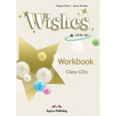 Wishes B2.1 Workbook Class Cds