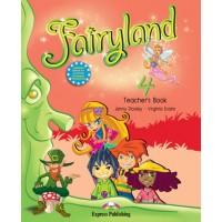 Fairyland 4 Teacher's Book