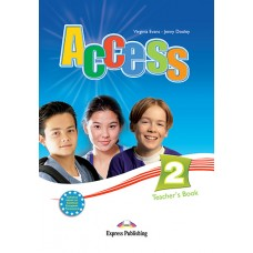 Access 2 Teacher's Book