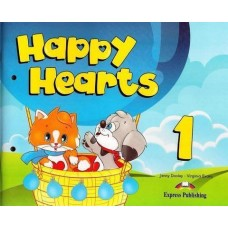 Happy Hearts 1 Pupil's Pack