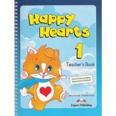 Happy Hearts 1 Teacher's Book