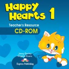 Happy Hearts 1 Teacher's Resource Cd-Rom