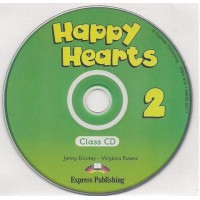 Happy Hearts 2 Class Cd