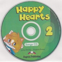 Happy Hearts 2 Songs Cd