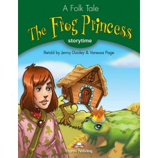 Storytime: The Frog Princess