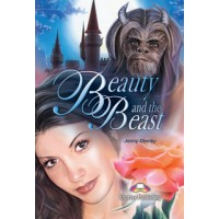 Graded Readers Beginner: Beauty and the Beast with Activity Book and  Audio Cd