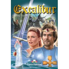 Graded Readers Pre-Intermediate: Excalibur with Activity book and Audio Cd