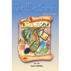 Graded Readers Pre-Intermediate: The Blue Scarab