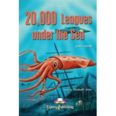 Graded Readers Beginner: 20,000 Leagues Under the Sea with Activity Book and Audio Cd