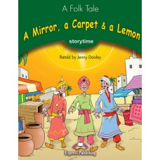 Storytime: A Mirror, a Carpet & a Lemon with Cd