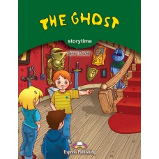 Storytime: The Ghost with Cd