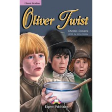 Classic Readers Elementary: Oliver Twist with Audio Cd