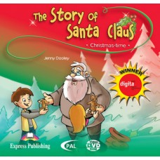 The Story of Santa Claus Dvd-Rom