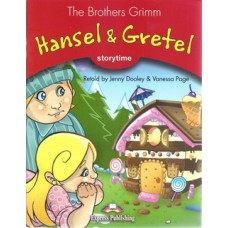 Storytime: Hansel and Gretel with Cd