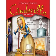 Storytime: Cinderella with Cd
