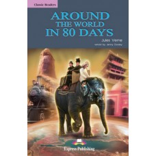 Classic Readers Elementary: Around the World in 80 Days with Audio Cd