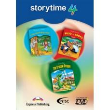 Storytime 4 Dvd