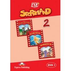 Storyland 2 Dvd