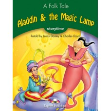 Storytime: Aladdin & the Magic Lamp