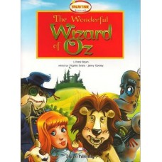 Showtime Readers: The Wonderful Wizard of Oz