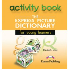 The Express Picture Dictionary for Young Learners Activity Book Cd