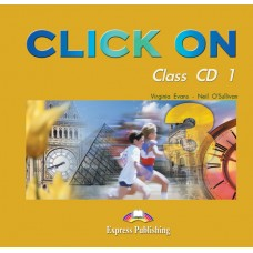Click On 3 Class Cd