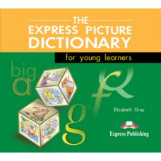 The Express Picture Dictionary for Young Learners Audio Cd