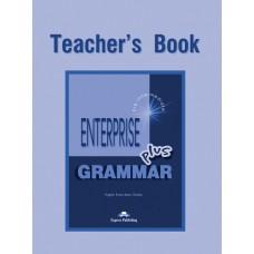 Enterprise Plus Grammar Teacher's Book