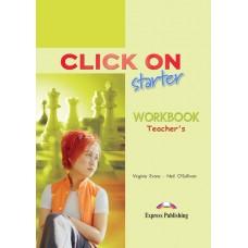 Click On Starter Workbook Teacher's