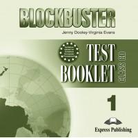 Blockbuster 1 Test Booklet Class Cd