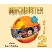 Blockbuster 2 Class Cds