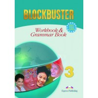 Blockbuster 3 Workbook & Grammar Book