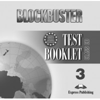 Blockbuster 3 Test Booklet Class Cd