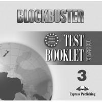 Blockbuster 3 Test Booklet Class Cd