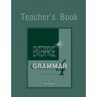 Enterprise 4 Grammar Teacher's Book