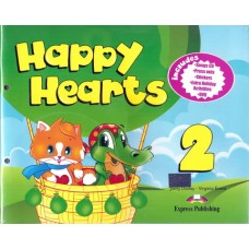 Happy Hearts 2 Pupil's Pack