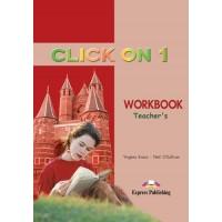 Click On 1 Workbook Teacher's