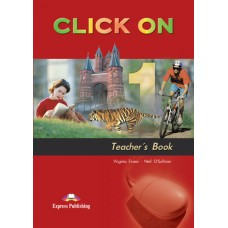 Click On 1 Teacher's Book