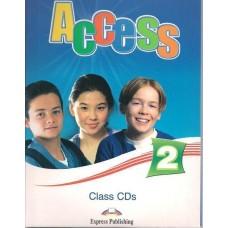 Access 2 Class Cd